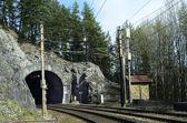 Avusturya, semmering demiryolu — Stok fotoğraf
