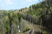 Austria, Semmering Railway — Stock Photo