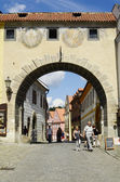 Czech republik, Krumlov — Stock Photo