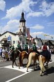 Itálie, Jižní Tyrolsko — Stock fotografie
