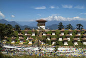 Bután, thimpu — Foto de Stock