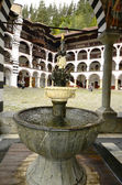 болгария, рильский монастырь — Стоковое фото