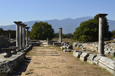 Greece, Philippi — Stock Photo
