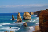 Australia. Victoria, twefe Apostles — Stock Photo