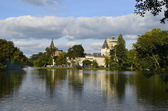 Austria, Laxenburg — Stockfoto