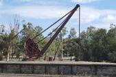 South Australia, Railway — Stock Photo