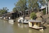 Australien, VIC, Echuca — ストック写真
