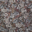 Stock Photo: Beautiful fabric with florets. Beautiful textiles.