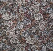 Beautiful fabric with florets. Beautiful textiles. — Stock Photo