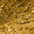 Glittery Fabric — Stock Photo