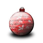Merry Christmas, happy new year 2014 — Stock Photo