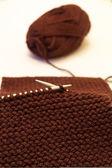 Pletené vlněné — Stock fotografie