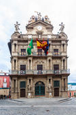 Pamplona City Hall — Stock Photo