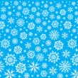 Blue winter bg — Stock Vector