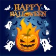 Happy Halloween — Stock Vector #34086763