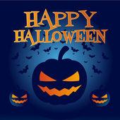 Happy Halloween — Wektor stockowy