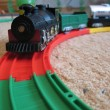Toy train — Stock Photo