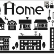 Home — Stock Vector #39790763