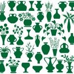 Vase — Stock Vector #44621311