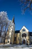 Church in Levoča 2 — Stockfoto