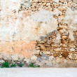 Stock Photo: Old vintage stone wall interior