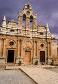 Arkadi Monastery, Crete, Greece — Foto Stock