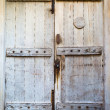 Old wooden door — Stock Photo #37435681