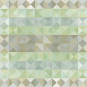 Vintage abstract seamless background from triangles — Stok Vektör