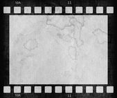 Grunge film strip frame background — Stockfoto