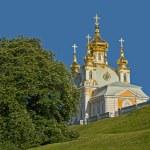 Church of Grand Palace of Peterhof — Stock Photo #36316283