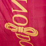 Постер, плакат: Slogan and logo of the City Council of Seville