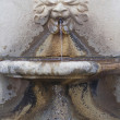 Old Drinking Fountain in Spain — Stock Photo