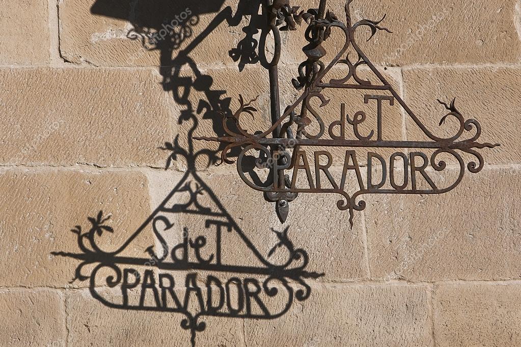 Detalle de las letras de hierro forjado y matices de la - Letras de hierro ...
