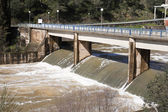 "Reservoir of ""Puente Nuevo"", near Cordoba — Stock Photo"
