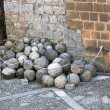 Stock Photo: Loads for canon, LMotcastle