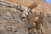 Loophole, La mota castle — Photo
