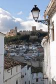 Typowe ulicy alcalá la real — Zdjęcie stockowe