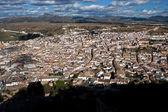 Urbanscape from La Mota castle — Stock Photo