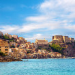 Castle Scilla in Calabria — Stock Photo