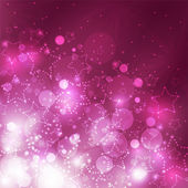 Purple christmas background — Stock Photo