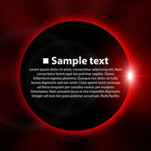 Eclipse — Stock Vector