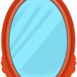Mirror — Stock Vector #34818393