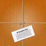 Cardboard texture — Stock Vector #34876543