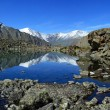 Stock Photo: Mountain Altai (Russia). Lake of mountain spirits.