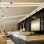 Lounge area, a luxury restaurant. — Stock Photo #39844267