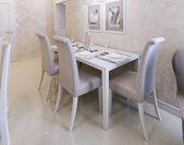 Kitchen luxury interior, Art Deco style — Stockfoto