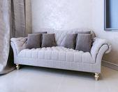 Lounge area, Art Deco style — Stock Photo