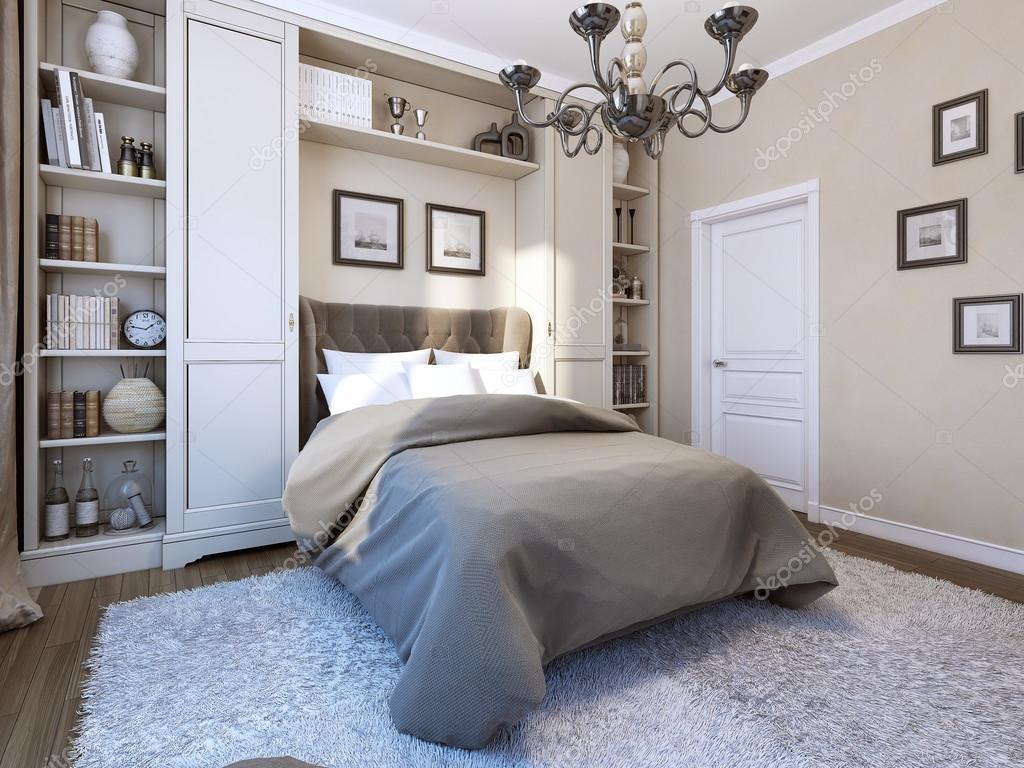 bedroom in modern style stock photo kuprin33 49470113