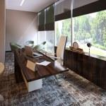 Modern office — Stock Photo #51671511