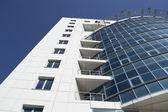Edificio nuevo — Foto de Stock